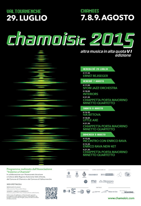 CHAMOISic VI – altra musica in alta quota