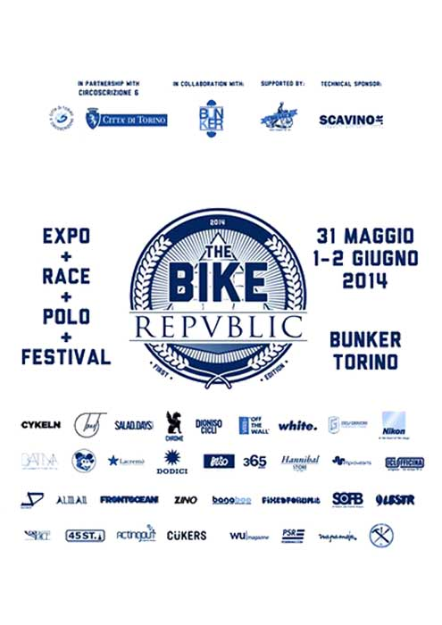 Scavino Musica è lo sponsor tecnico di The Bike Republic