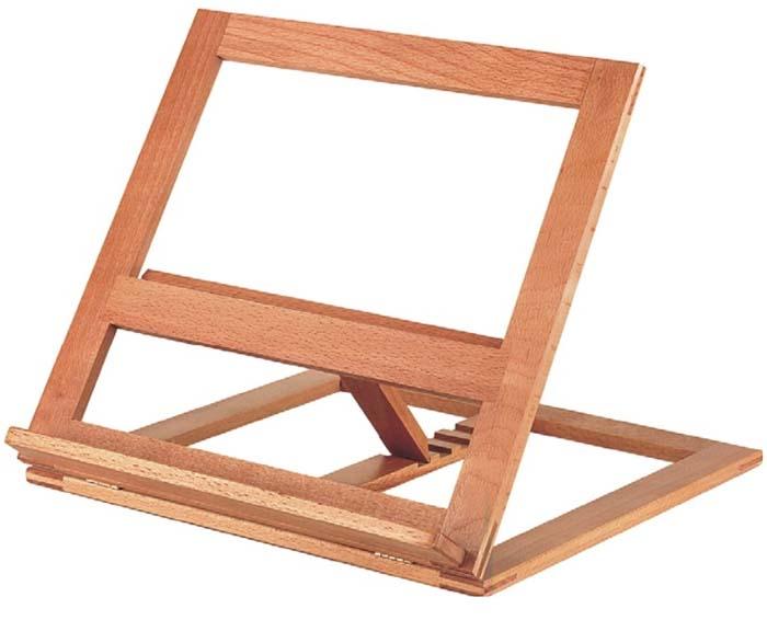Proel rsm400 leggio da tavolo in legno regolabile - Leggio da letto ikea ...