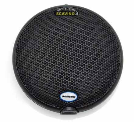 Microfono da tavolo samson ub1 microfono boundary usb a condensatore omnidirezionale - Microfono da tavolo wireless ...