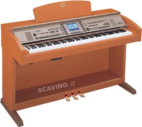 Pianoforte digitale cvp303c cvp 303 c clavinova for Yamaha cvp 303