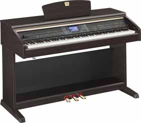 Digital Piano CVP501 YAMAHA Pianoforte digitale YAMAHA CVP-501 Clavinova CVP 501