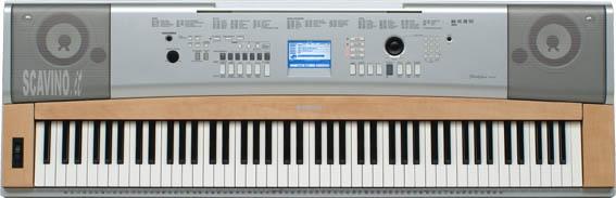 tastiera yamaha dgx620 tastiera yamaha dgx 620 88 tasti. Black Bedroom Furniture Sets. Home Design Ideas