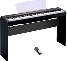 Pianoforte digitale P85 YAMAHA P-85 Pianoforte digitale YAMAHA - Pianoforti digitali Yamaha - YAMAHA P85 Full optional compreso di stand e padale