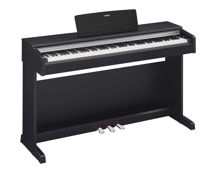 pianoforte digitale arius ydp142 yamaha ydp 142. Black Bedroom Furniture Sets. Home Design Ideas
