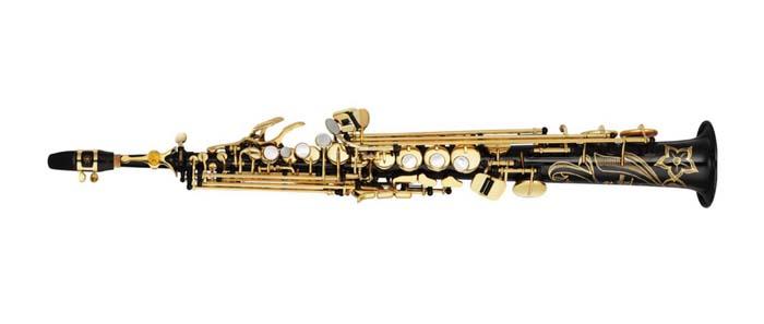 Yamaha yss875exb saxofono soprano serie custom ex for Yamaha yss 875ex