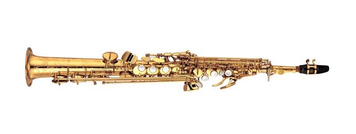 Yamaha yss875exs saxofono soprano serie custom ex for Yamaha custom ex soprano