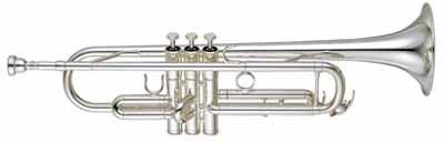 Yamaha ytr4335gsii tromba in sib argentata slide al 1 39 e for Yamaha ytr 4335gs ii