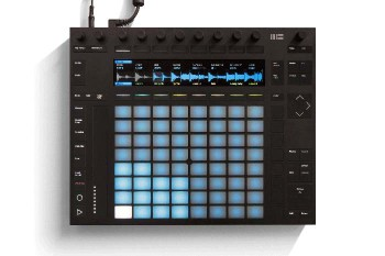 Ableton Push 2 Controller a pads per Ableton Live 9.5