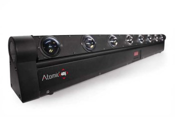 ATOMIC 4DJ MoviBar 810 RGBW Barra a 9 Led