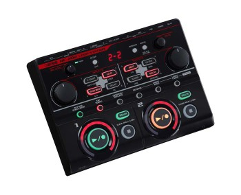 Boss RC202 Loop Station ed effetti per voce