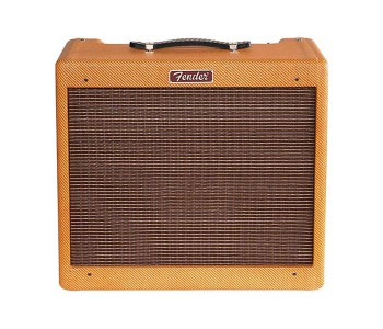 Fender Blues Junior Lacquered Tweed ampli combo valvolare