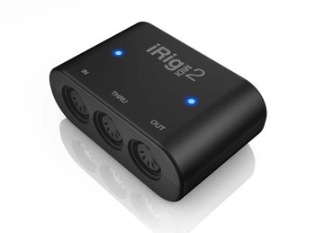 IK MUltimedia iRig Midi2 Interfaccia midi universale