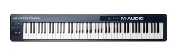 M-Audio Keystation 88 (2nd gen) Master Keyboard MIDI USB