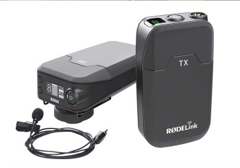Rode Filmmaker Kit Sistema Wireless Digitale per Videocamera