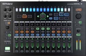 MX1 roland Aira mixer completo si sequencer Mix Performer