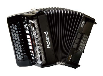 FR-18D BK Roland V-Accordion diatonica