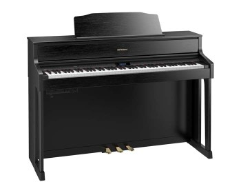 Roland HP605CB pianoforte digitale finitura cb contemporary black