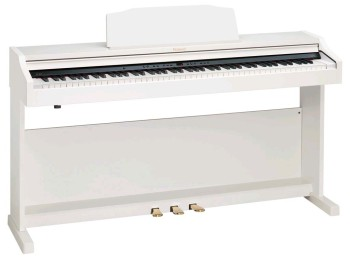 ROLAND RP-401R WH digital piano con 72 accompagnamenti