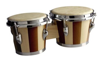 Stagg BW100DT WOOD BONGO,7.5+6.5 Pollici Due Toni