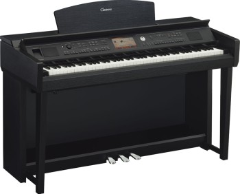 YAMAHA CVP705 B pianoforte digitale Black walnut